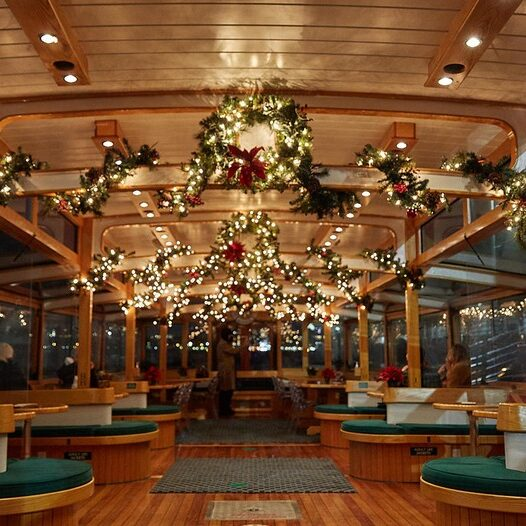 Classic Harbor Line Holiday Cruise